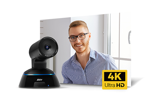 A Real Face to Face Experience with the 4K PTZ Camera